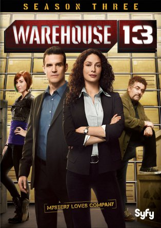 Хранилище 13 / Warehouse 13 (Сезон 3) (2011)
