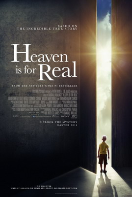 Небеса реальны / Heaven Is for Real (2014)