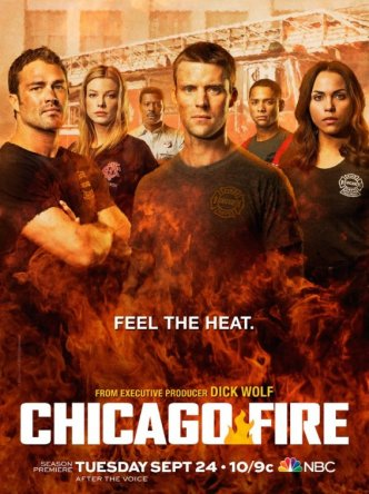 Чикаго в огне / Пожарные Чикаго / Chicago Fire (Сезон 1-2) (2012-2014)