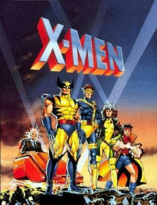 Люди Икс / X-Men: The Animated Series (Сезон 1-5) (1992-1997)