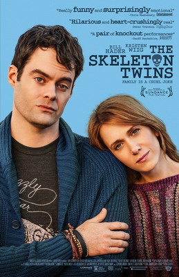 Близнецы / The Skeleton Twins (2014)